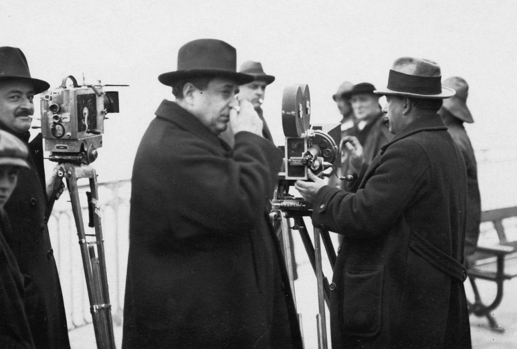 Il cinema riconosce se stesso: 1913