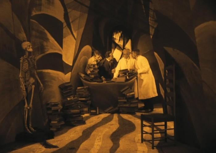 Il nuovo restauro del Caligari