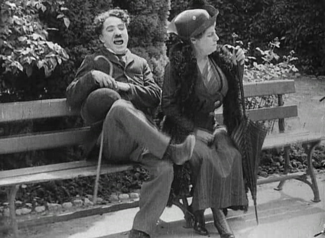 Chaplin/Essenay: In the Park, By the Sea e A Jitney Elopement