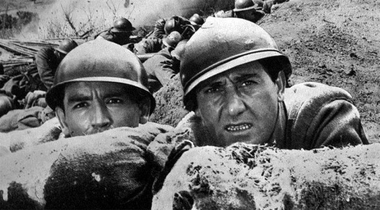 La grande guerra di Mario Monicelli contro i tabù