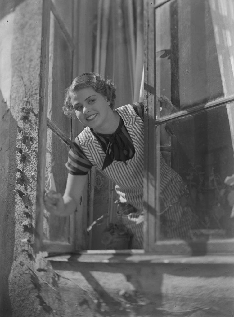 Primi passi di Ingrid Bergman: