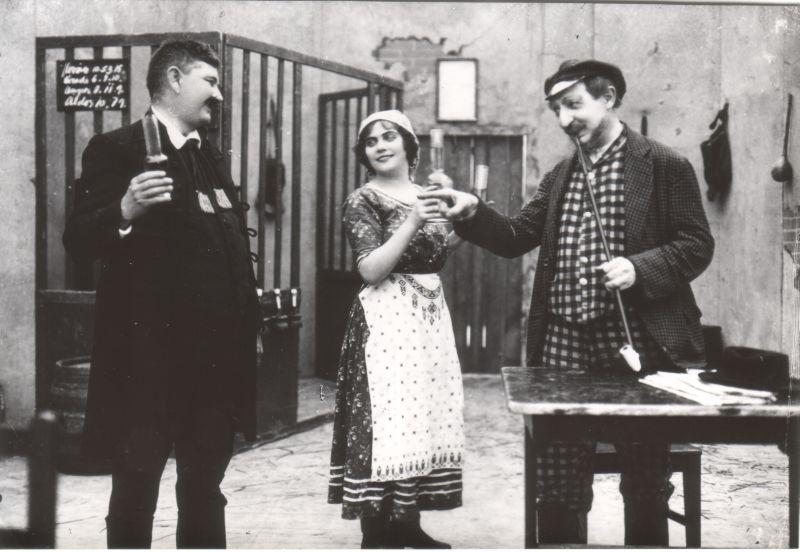 Kertész prima di Curtiz: A Tolonc