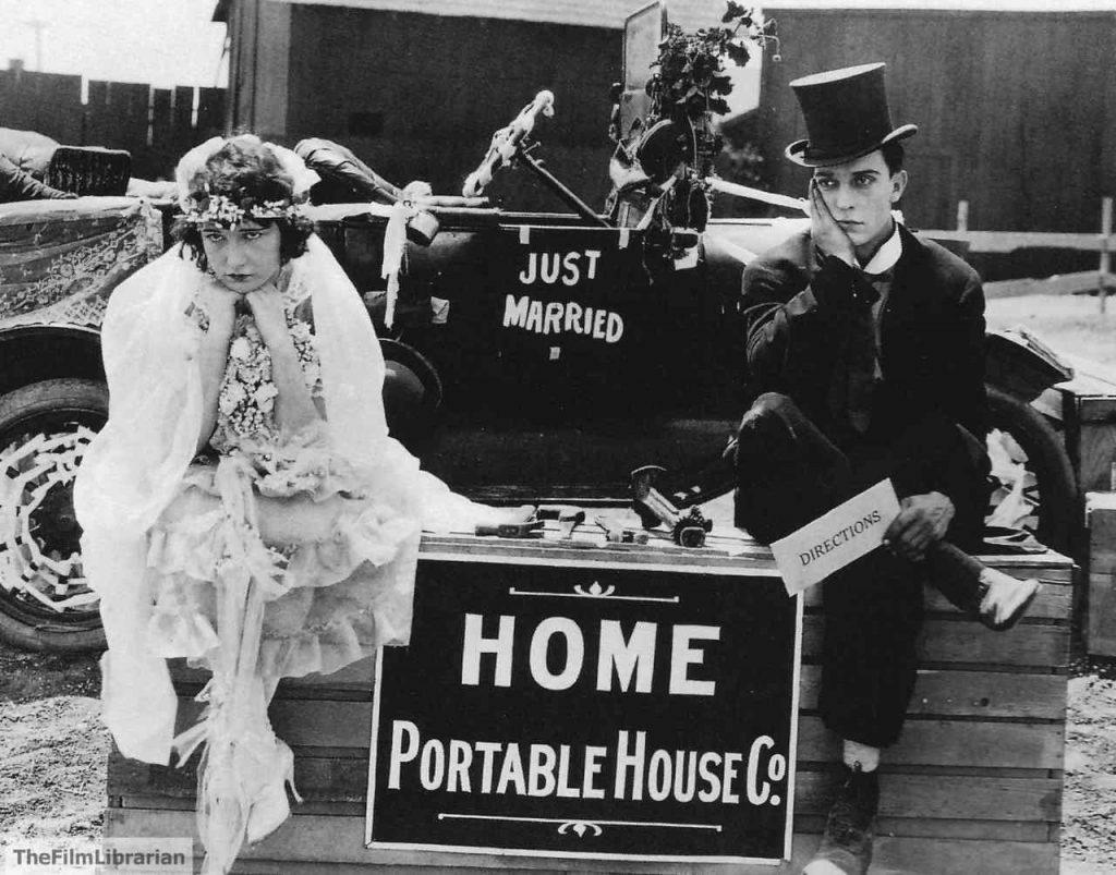 Sguardi inediti su Buster Keaton