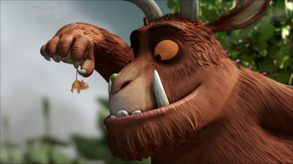 La favola esopica del Gruffalo