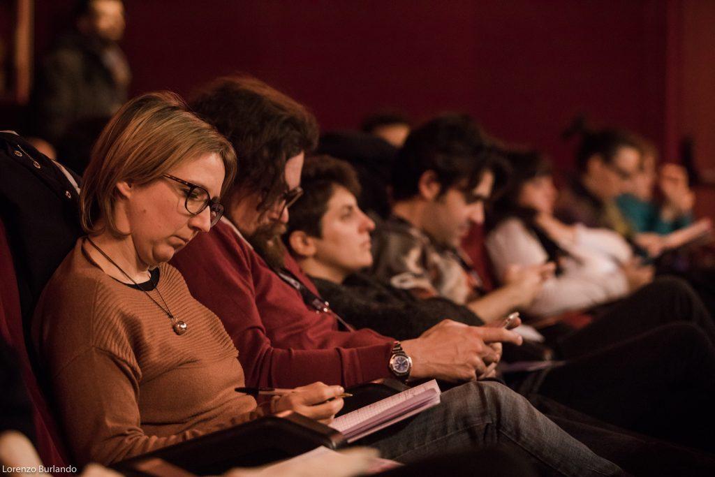 Il pubblico fantasma. Il cinema italiano oggi