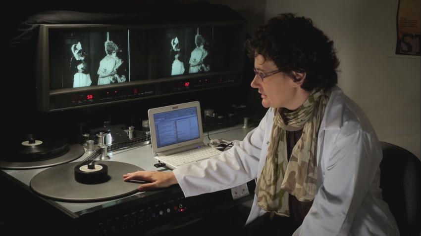 Intervista a Jeanne Pommeau del Národní filmový archiv