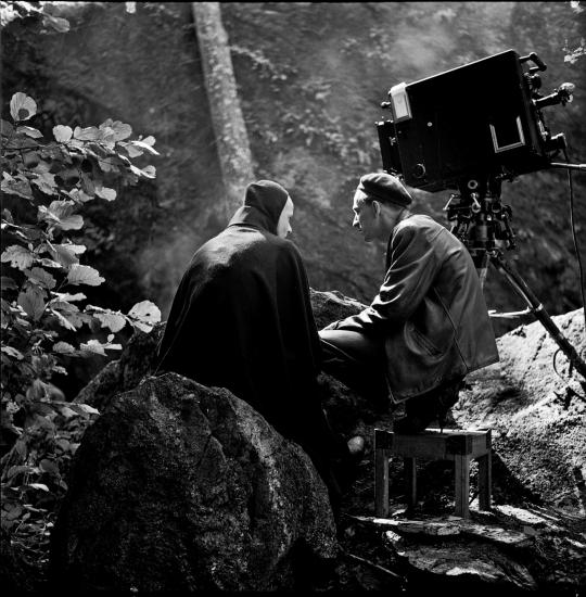 Ingmar Bergman parla del