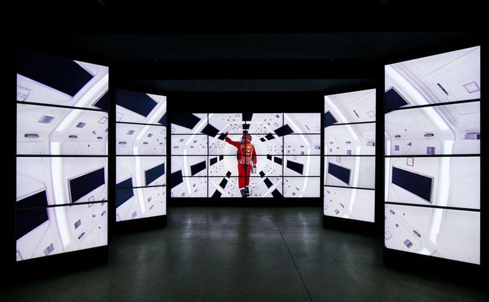 Kubrick: Auteur in mostra