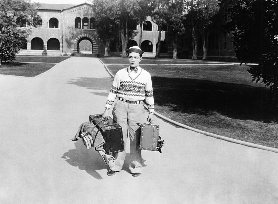 Buster Keaton e la morale della gag