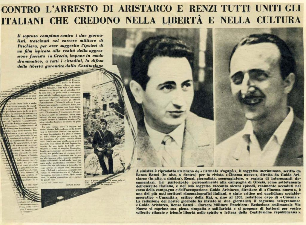 """Renzo Renzi e """"Il diario di Peschiera"""" – seconda puntata"""