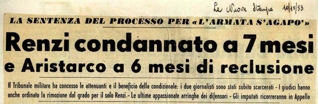 """Renzo Renzi e """"Il diario di Peschiera"""" – terza puntata"""