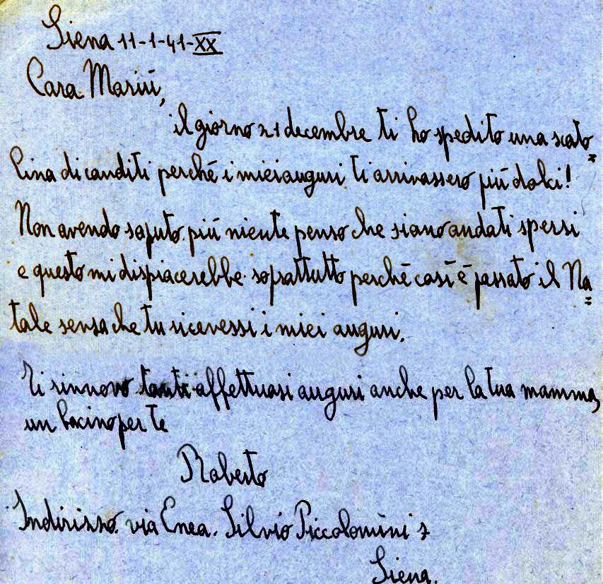 Lettere da uno sconosciuto. La strana storia di Mariù Pascoli e Roberto Vivarelli