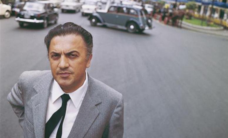 La passione di Fellini per le persone