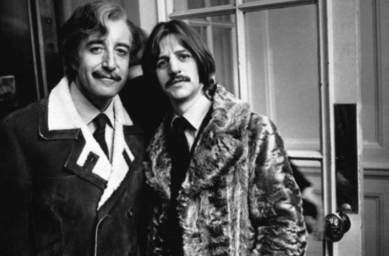 Il favoloso mondo di Peter Sellers e dei Beatles