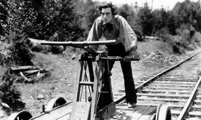 Buster Keaton e il disorientamento inarrestabile