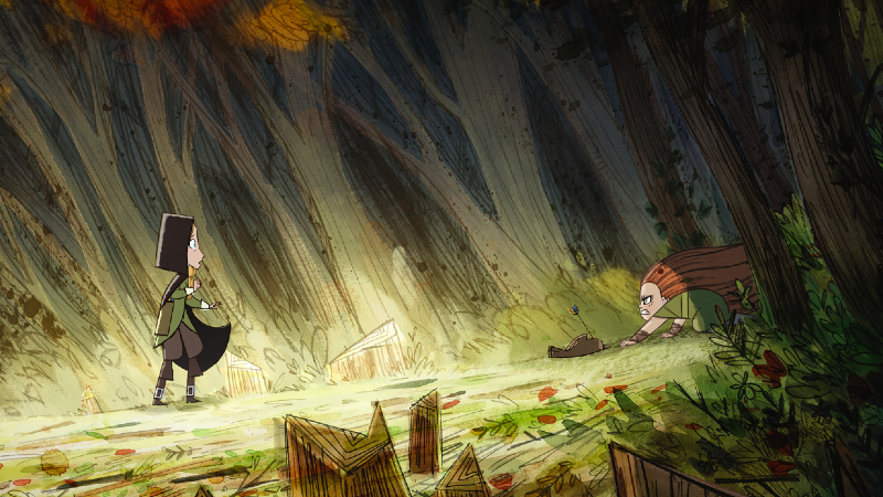 L'animazione di Cartoon Saloon. La forma è il contenuto