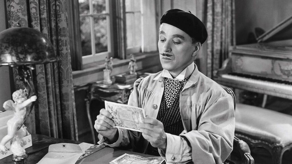 Jean Renoir legge Charlie Chaplin