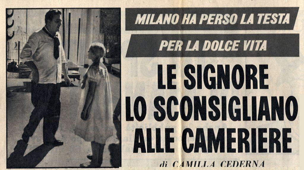 Milano ha perso la testa per