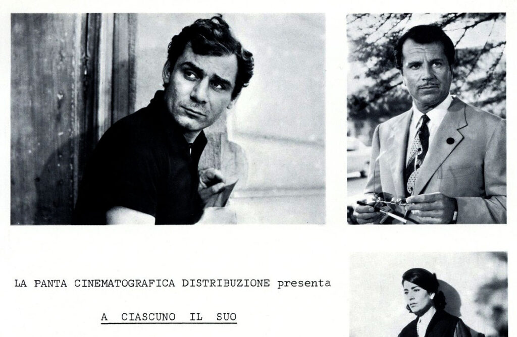 Ugo Pirro e Leonardo Sciascia. Identikit di due cittadini al di sopra di ogni sospetto