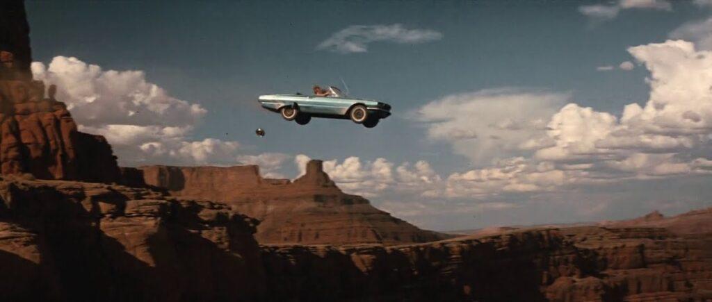 """Da trent'anni su una Thunderbird verde. L'anniversario di """"Thelma & Louise"""""""